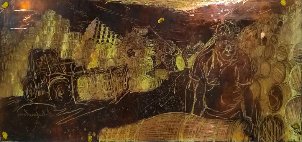 Copperplate illustration
