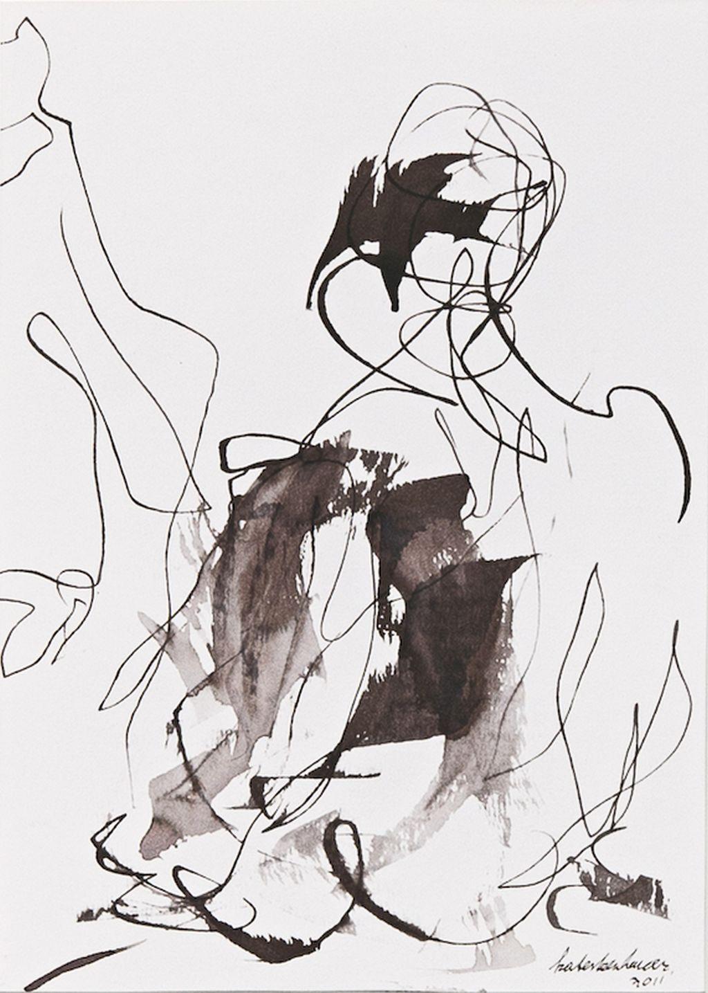 Figurative in ink